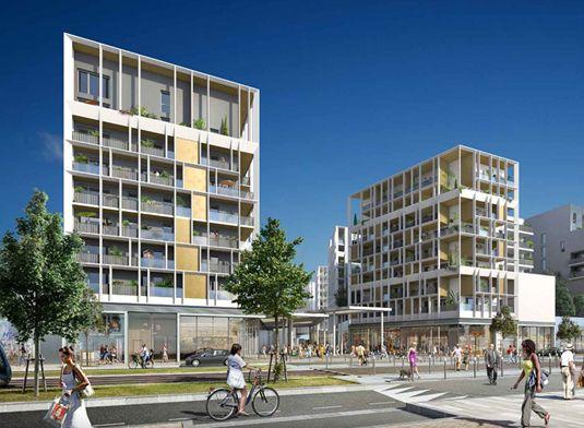 Appartement n 013583 dedicace ginko t5 de m for Appartement bordeaux nord