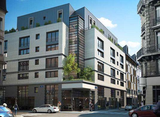 21 rue verte programme neuf rouen. Black Bedroom Furniture Sets. Home Design Ideas