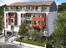 Coeur Minimes : programme neuf à Toulouse