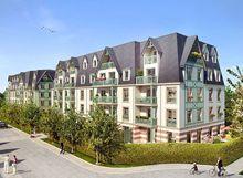 Résidence Des Arts : programme neuf à Deauville