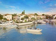Marina Corail : programme neuf à Aigues-Mortes