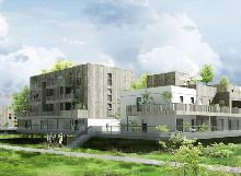 L´Envol : programme neuf à Ostwald