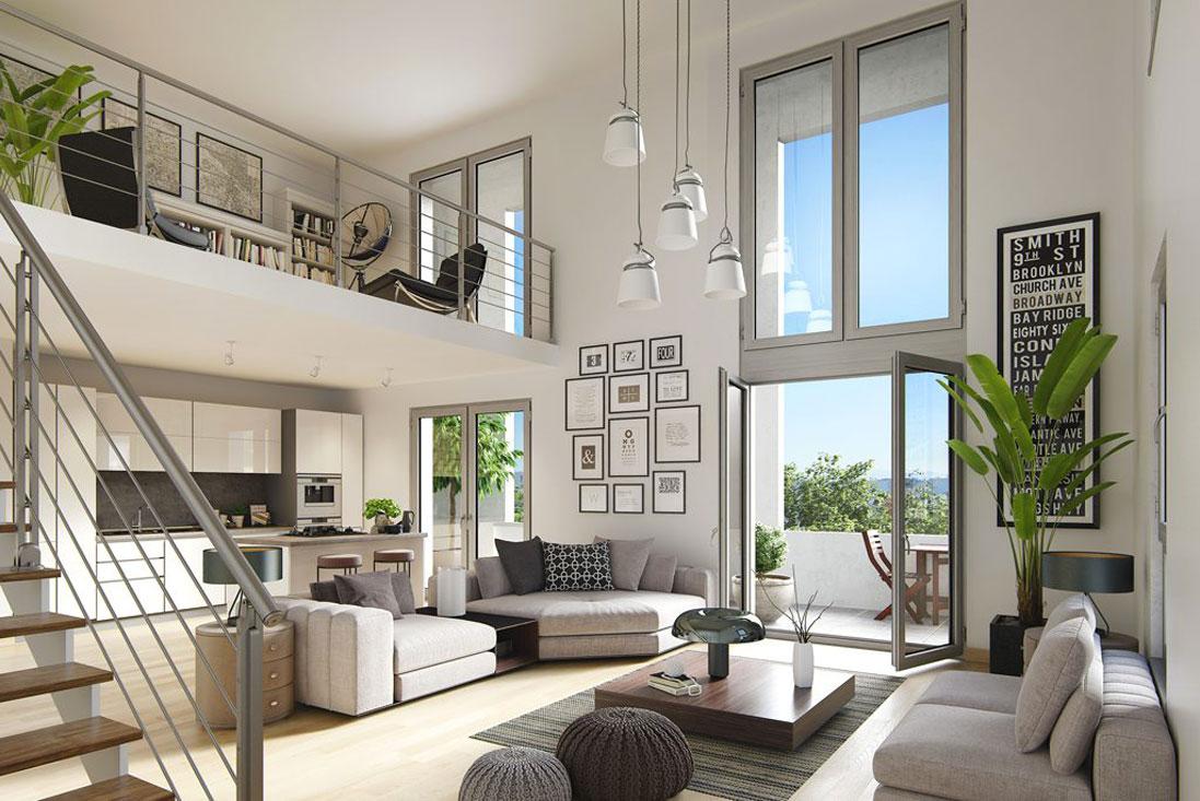 vill arborea programme neuf lyon. Black Bedroom Furniture Sets. Home Design Ideas