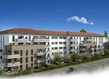 Les Jardins du Pastel : programme neuf à Toulouse