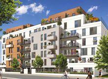 Urban Verde : programme neuf à Romainville