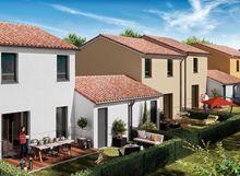 Villas Castelia : programme neuf à Castelginest