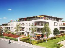 L´aparté : programme neuf à Villers-lès-Nancy