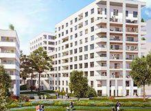 Hyde Park : programme neuf à Bordeaux