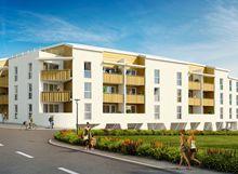 Residence Eolia : programme neuf à Cenon