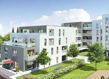 Les Terrasses enchantées : programme neuf à Saint-Sébastien-sur-Loire