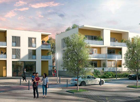 appartement n b13 parc lucile t3 de m toulouse nord secteur 3. Black Bedroom Furniture Sets. Home Design Ideas