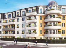 Villa Princet : programme neuf à Aulnay-sous-Bois