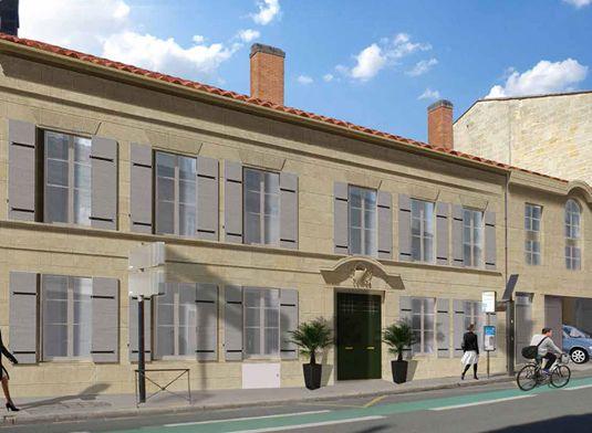 Appartement n 303 les jardins d albret t1 de m for Appartement bordeaux f1