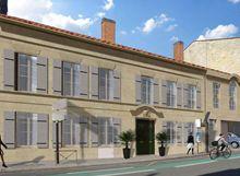 Les Jardins d´Albret : programme neuf à Bordeaux