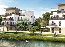 Grand Canal : programme neuf à Bois-d'Arcy