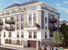 Villa Maupassant : programme neuf à Saint-Gratien