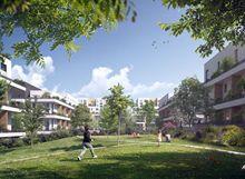 Ville Nature : programme neuf à Cergy