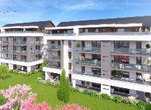 Les Terrasses Félix : programme neuf à La Roche-sur-Foron