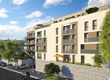 Les Terrasses de Schuman : programme neuf à Nantes