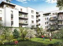 Le Prado : programme neuf à Clermont-Ferrand