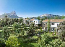 Les Jardins de l´Hortus : programme neuf à Saint-Mathieu-de-Tréviers
