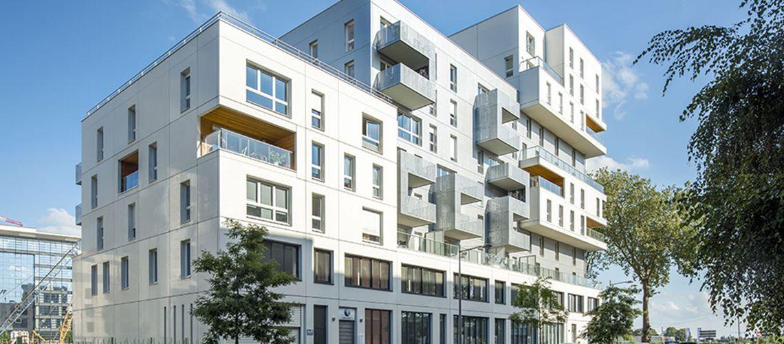 Docks en seine programme neuf rouen for Programme immobilier rouen