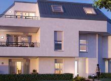 Villa Bussière : programme neuf à Strasbourg