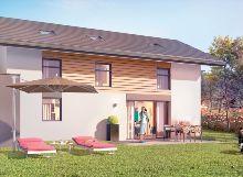 Villas Lumieres : programme neuf à Villaz