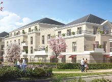 Allées Royales : programme neuf à Saint-Cyr-sur-Loire