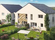 Les Villas de la Loire à St-Herblain Quartier Bourg