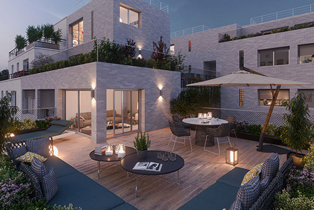 12 popincourt programme neuf paris. Black Bedroom Furniture Sets. Home Design Ideas