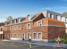 Residence Etudiante : programme neuf à Villeneuve-d'Ascq