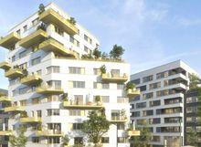 Effervescence : programme neuf à Saint-Denis
