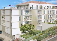 Les Hauts De Camoins : programme neuf à Marseille