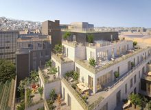 Les Ateliers 76 : programme neuf à Paris intra-muros