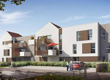 Oree Verde : programme neuf à Saint-Avertin