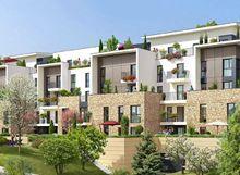 Le Domaine Sisley : programme neuf à Louveciennes