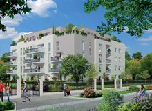L´Atik : programme neuf à Mont-Saint-Aignan