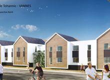 Les Jardins de Tohannic : programme neuf à Vannes