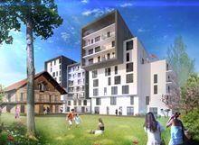 Villa Alexandre : programme neuf à Lormont