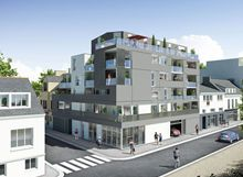 Meije : programme neuf à Lorient