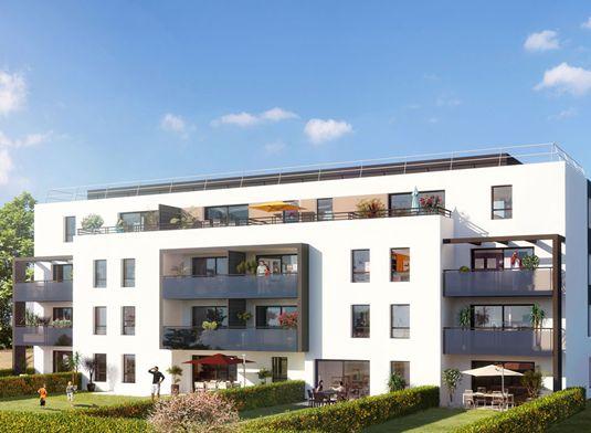 appartement n c11 plein sud t2 de m s n. Black Bedroom Furniture Sets. Home Design Ideas
