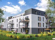 Les Villas Edison : programme neuf à Schiltigheim
