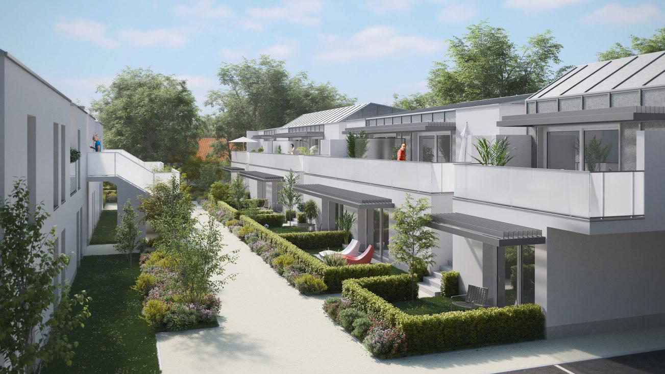 Les villas d eleanor programme neuf bordeaux for Prix appartement bordeaux