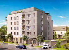 La Villa du Verderet : programme neuf à Grenoble