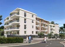 Les Hauts De Sainte Marguerite : programme neuf à Nice
