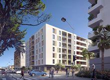 Chateau St-pierre : programme neuf à Nice