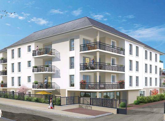 appartement n 101 villa eugenie t3 de m bourges. Black Bedroom Furniture Sets. Home Design Ideas
