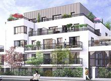 Villa Marguerite : programme neuf à Livry-Gargan