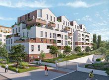 Unisph´air - Parc de Maison Blanche : programme neuf à Neuilly-sur-Marne